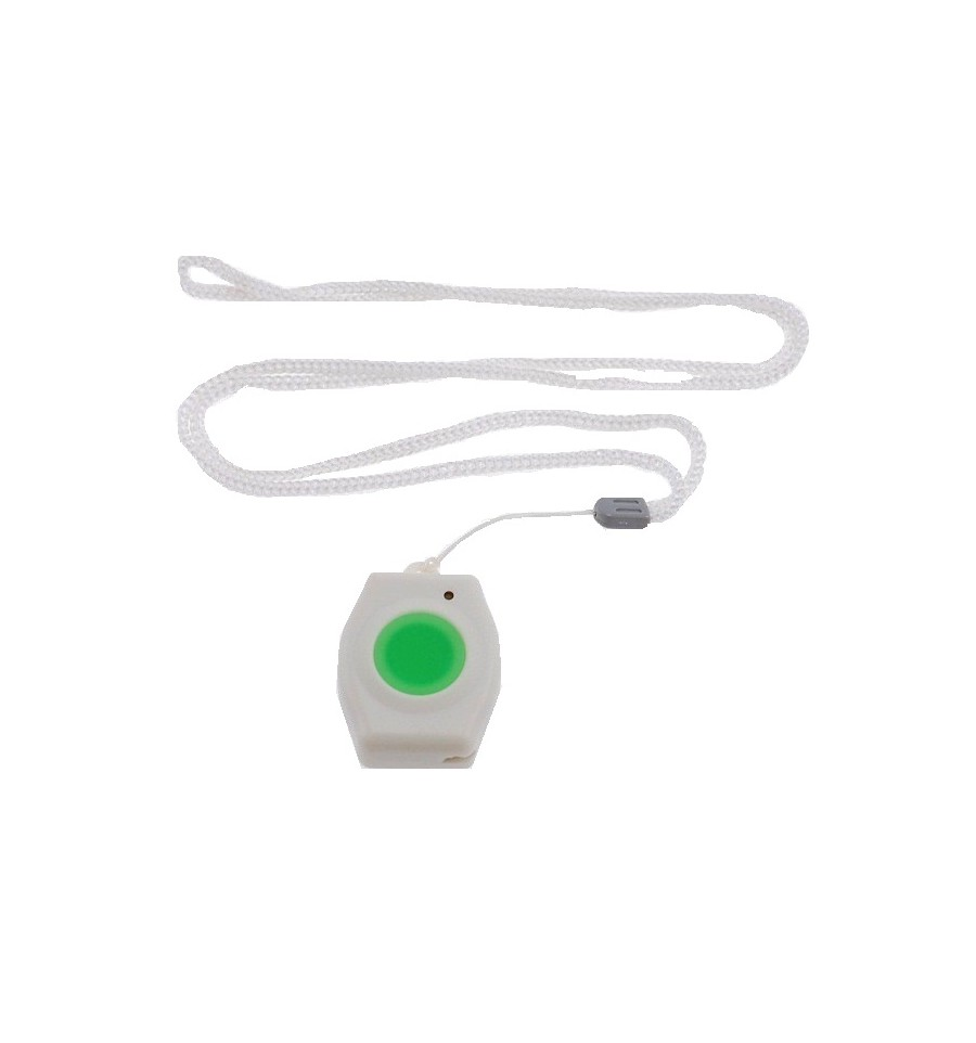 Kp 400 M Gsm Wireless Panic Alarm Lanyard Buttons Internal