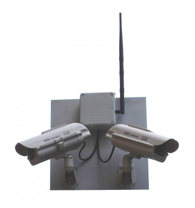 Solar Powered Decoy CCTV Camera (DC23)