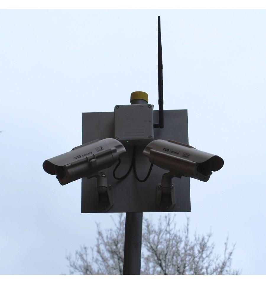 Wireless Dummy Camera Kit Scaffolding