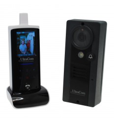 UltraCom Wireless Video Intercom (internal aerial)