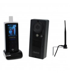 UltraCom Wireless Video Intercom & Wall Mounting Aerial