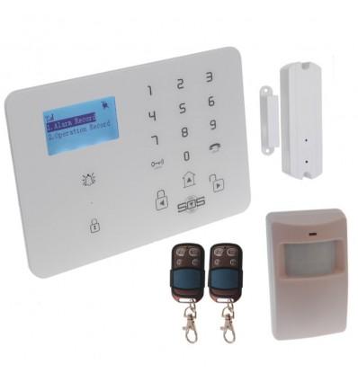KP9 3G GSM Alarm Kit A
