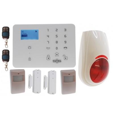 KP9 3G GSM Alarm Kit B Plus