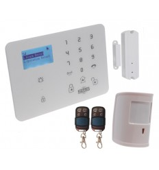 KP9 3G GSM Pet Friendly Alarm Kit C