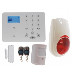 KP9 3G GSM Pet Friendly Alarm Kit C Plus