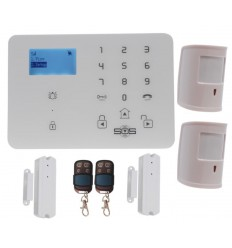 KP9 3G GSM Pet Friendly Alarm Kit D