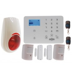 KP9 3G GSM Pet Friendly Alarm Kit D Plus