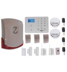 KP9 3G GSM Wireless Burglar Alarm Homekit Pro