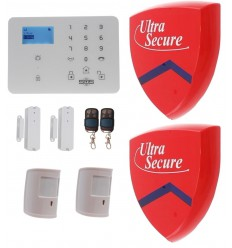 KP9 3G GSM Pet Friendly Alarm Kit F