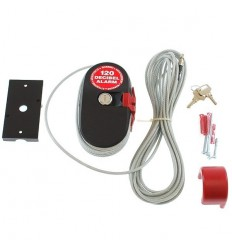 10 metre Cable Lock Alarm (6798)