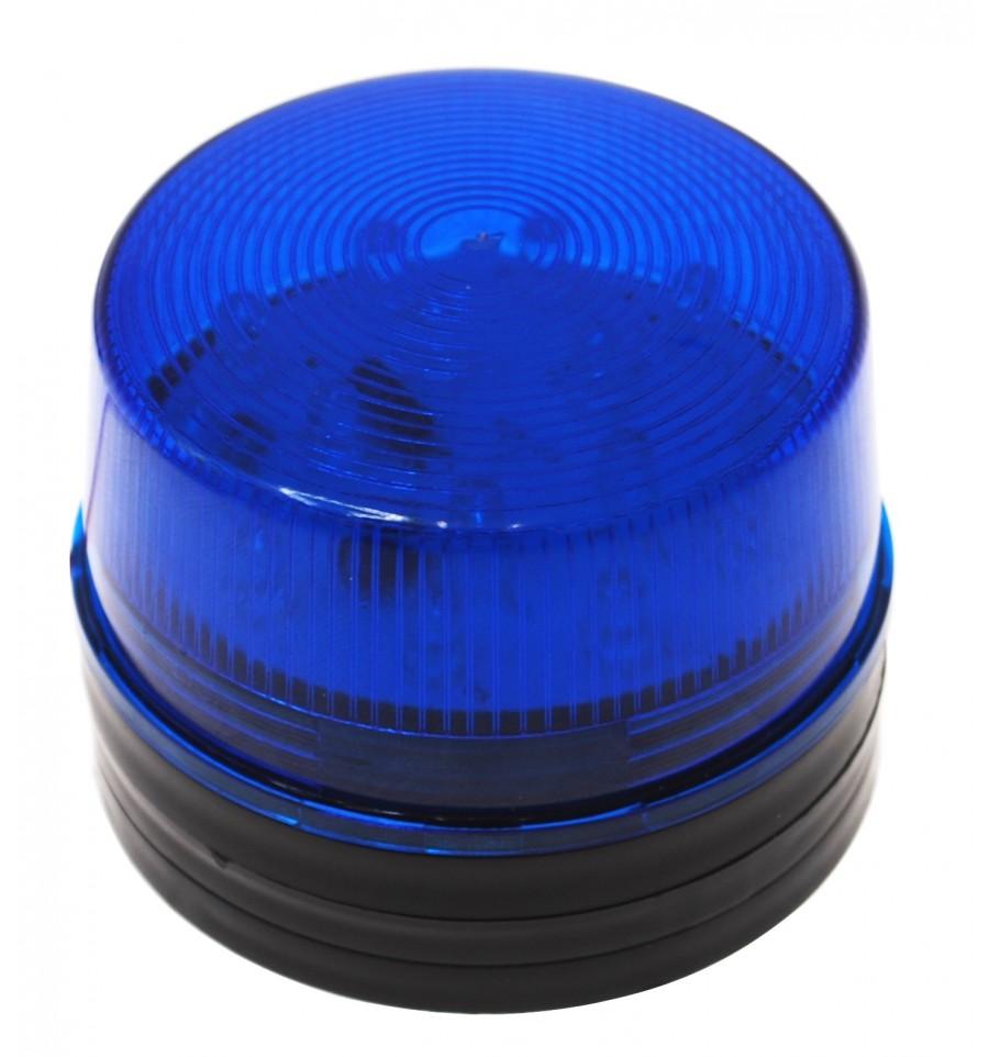 12v Blue Flashing Led Strobe Light