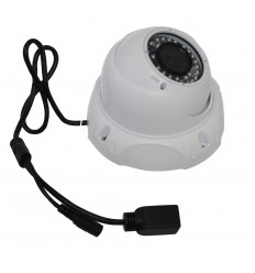 Medium Large Real Dome Dummy CCTV Camera