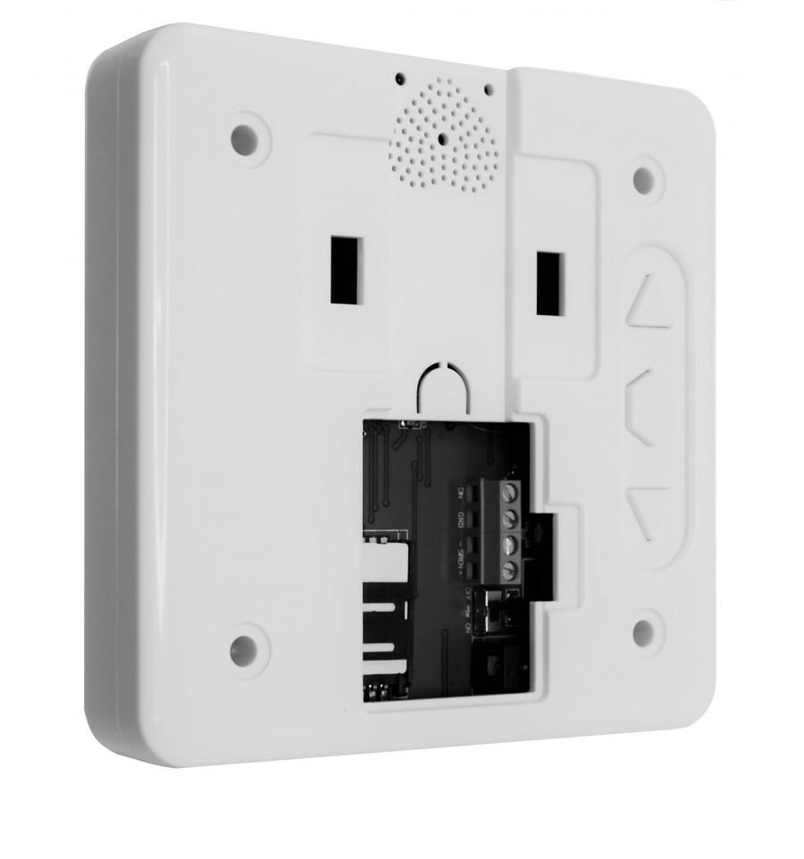 KP Compact GSM Panic & Smoke Alarm Kit with Buzzer