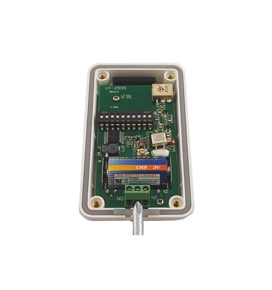 Long Range 800 Metre Wireless Doorbell Ding Dong Door Bell Circuit Input Relays For The Dakota 2500e Gate Alert Transmitter