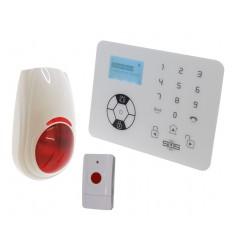 KP9 Siren Only Wireless Panic Alarm Kit