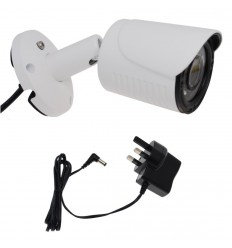 Real Dummy CCTV Camera with Power Supply.