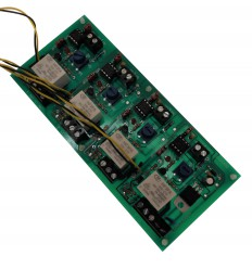 4-way 0 - 60 Timer Relay
