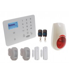 KP9 3G GSM Pet Friendly Alarm Kit G Plus
