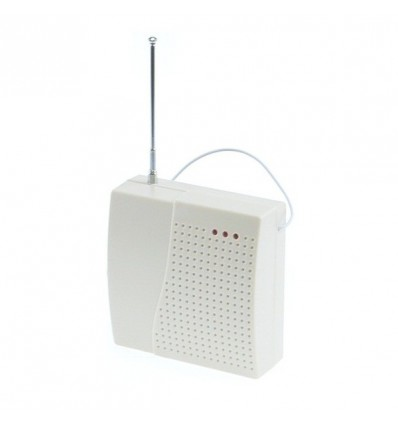 Wireless Signal Repeater (Heavy Duty Wireless GSM Alarm)