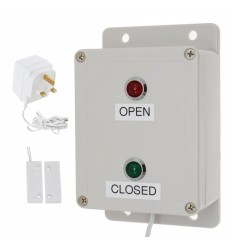 Wired Fire Door Positioning Alert/Alarm