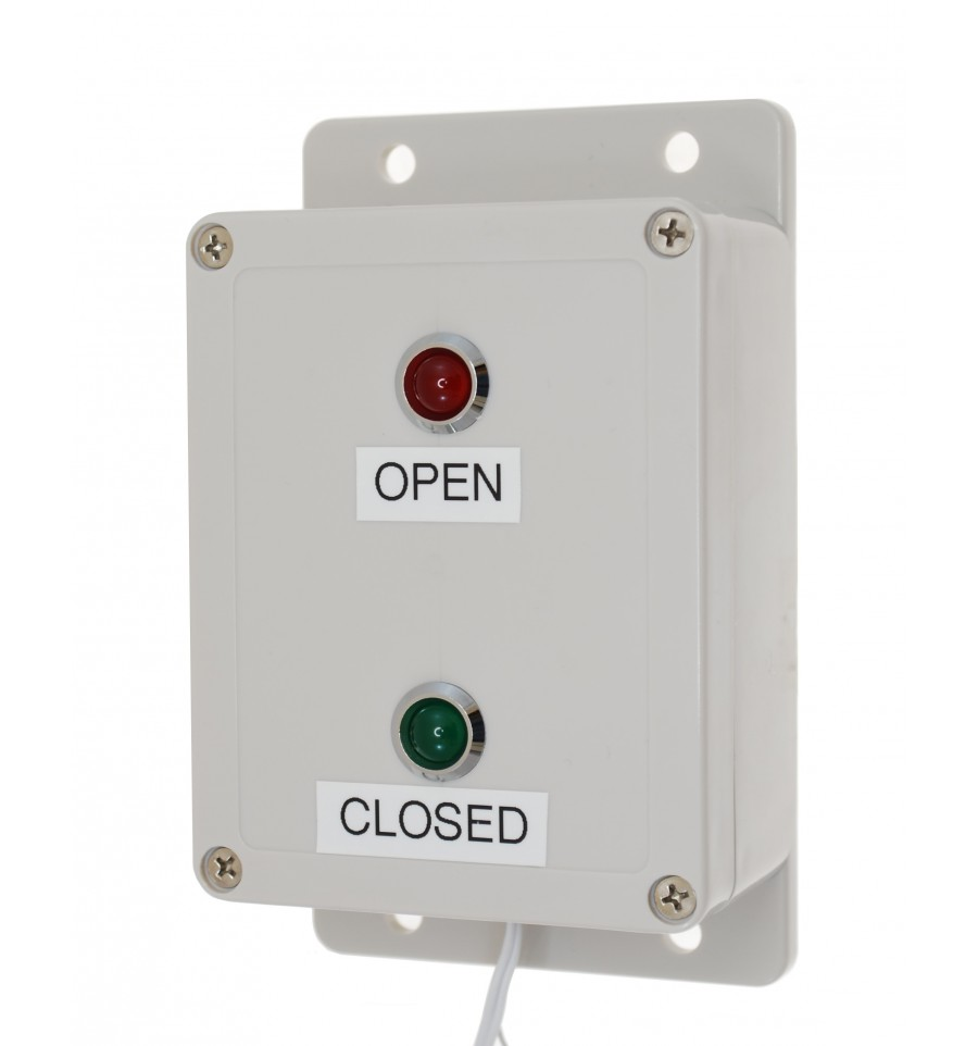 Wired Fire Door Positioning Alert Alarm