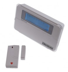 Wireless Smart Alarm & Telephone Dialer & Internal Door/Window Contact