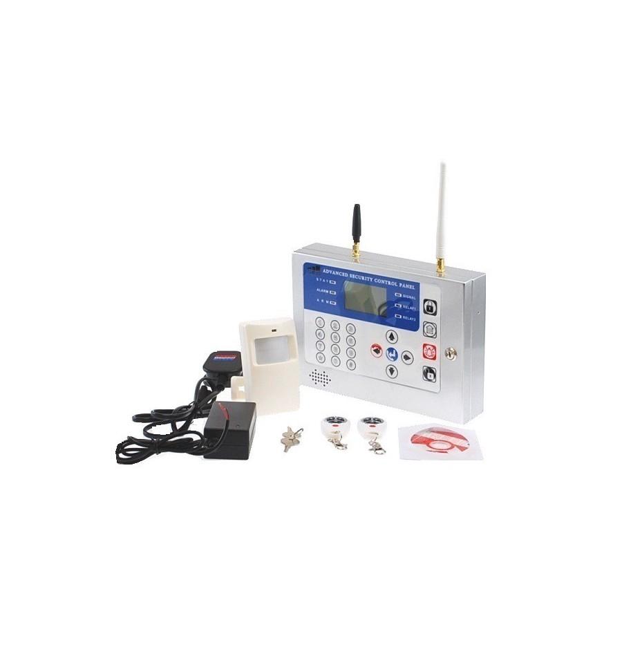 Heavy Duty Kp Wireless Silent Gsm Alarm System B Workshop