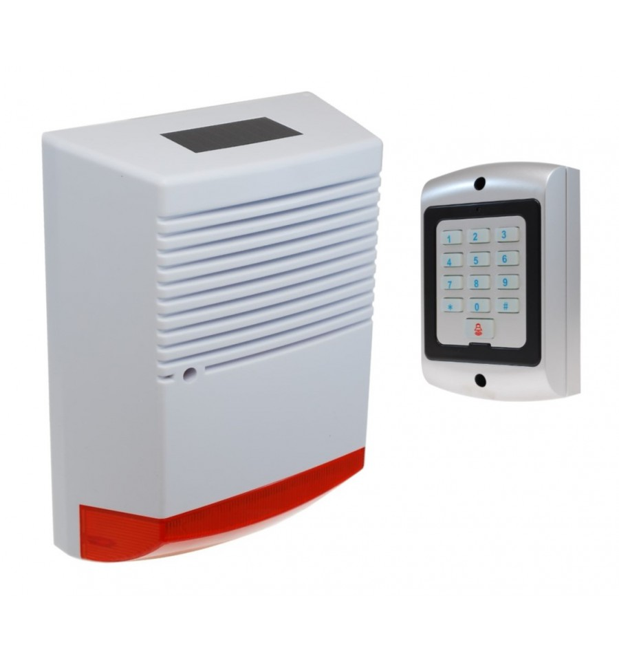 Mains Powered Garage Alarms - Ultra Secure Direct