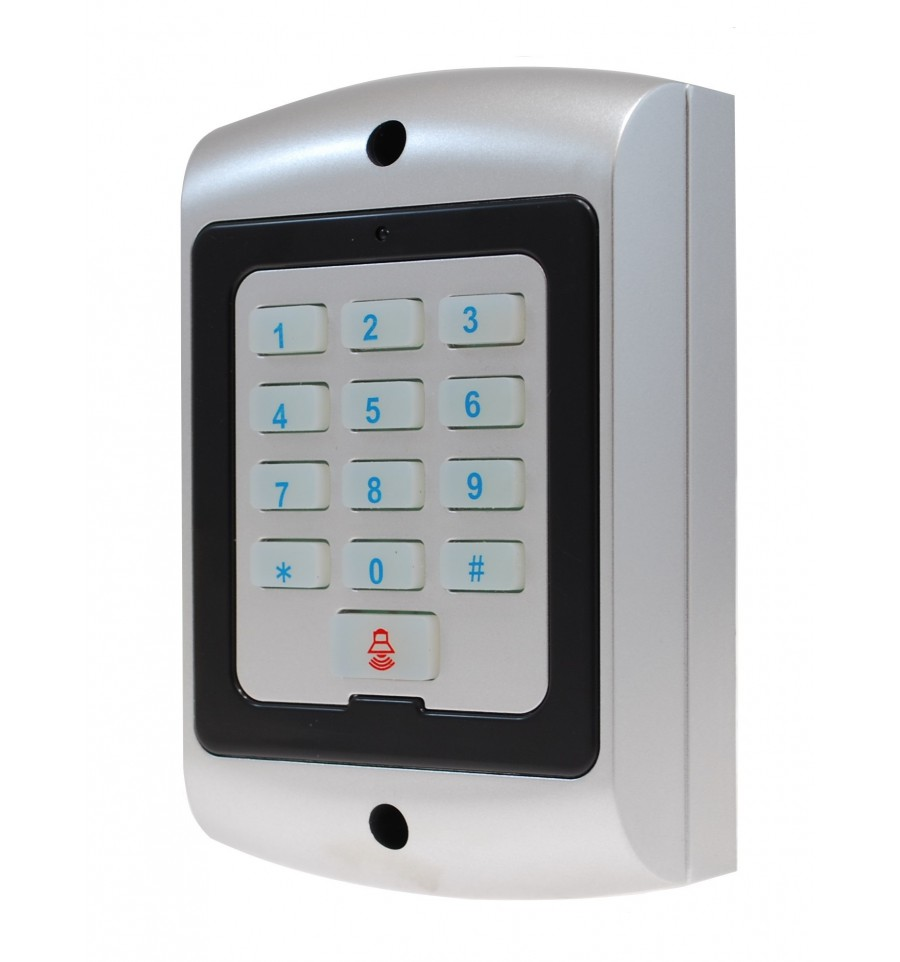Large Solar Powered Dummy Alarm Siren With Dummy Alarm Keypad