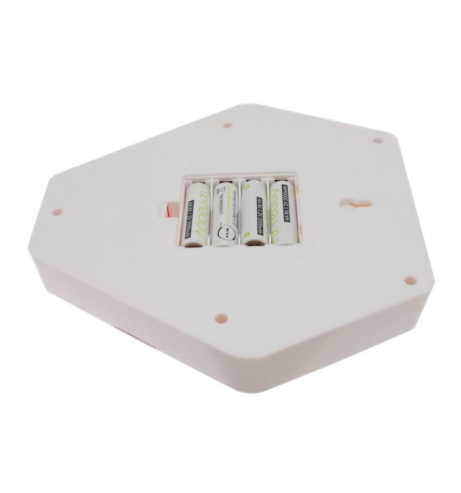 Compact Solar Powered Dummy Alarm Siren Alarm Warning