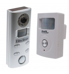 3G UltraPIR GSM Alarm with Battery Video Recording Alarm.