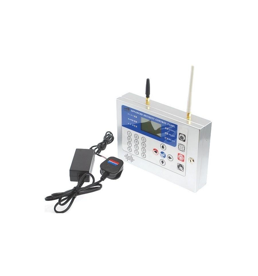 Kp Heavy Duty Wireless Gsm Alarm System C Workshop Alarm