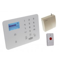 KP9 GSM Wireless Panic Alarm with Repeater & 1 x Panic Button