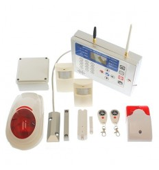 Heavy Duty Wireless GSM Alarm System D