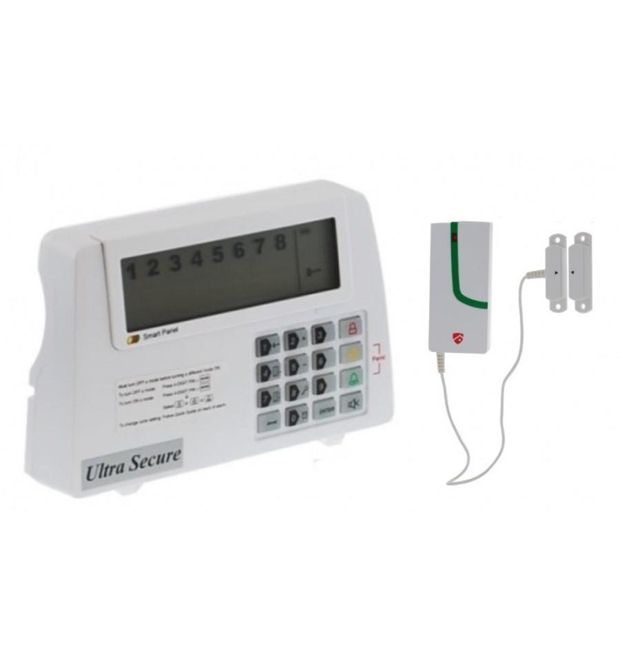 Garage door alarm sensor - Diy Smart Wireless Garage Door Alarm