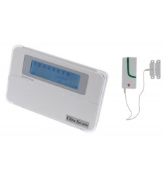 Wireless Smart Alarm & Telephone Dialer & Garage Door Contact