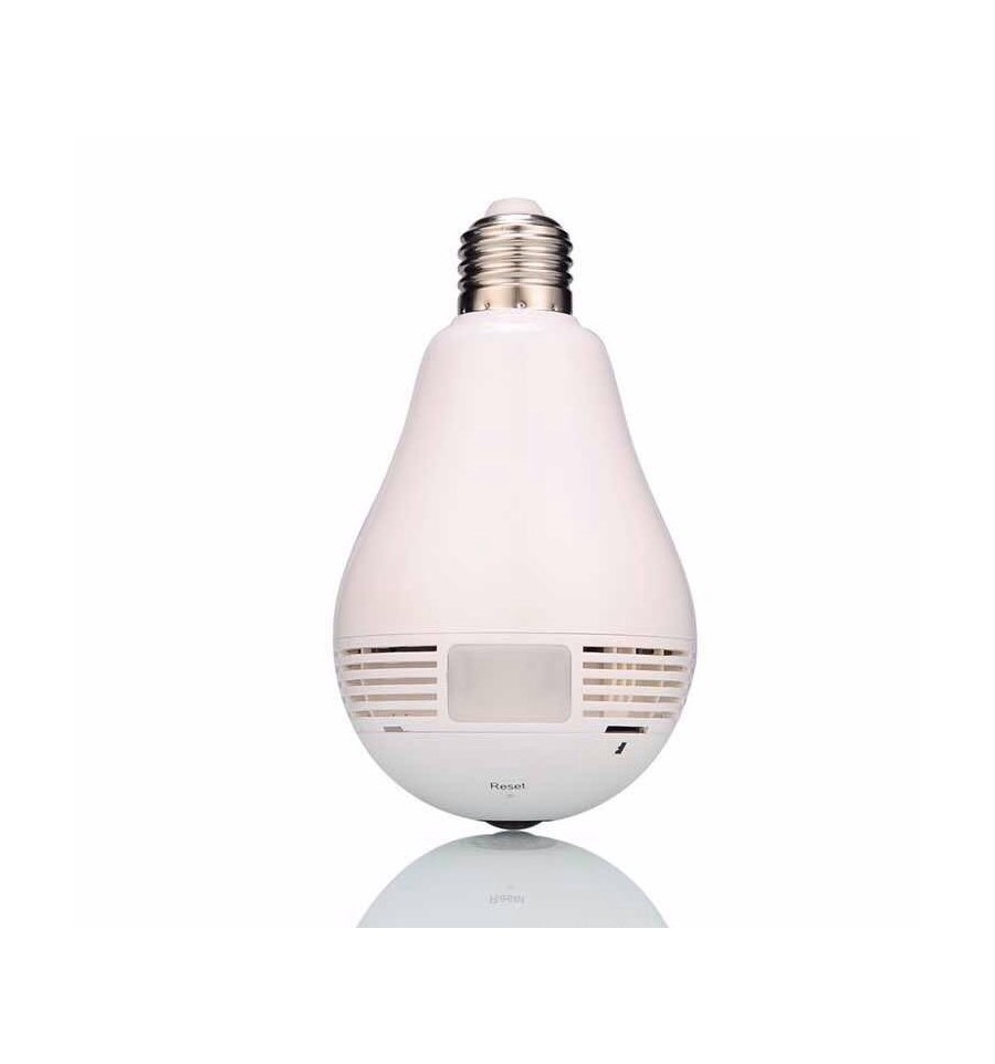 Light Bulb Covert Cctv Camera Wi Fi Ip Camera
