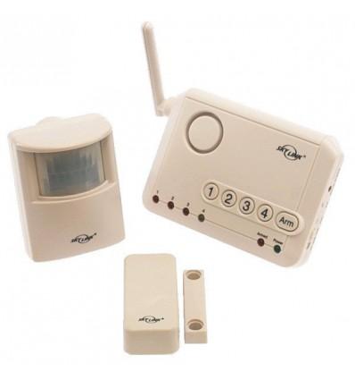 XL Wireless Alarm System C