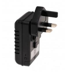 Covert Wi-Fi (IP) CCTV Plug in Transformer