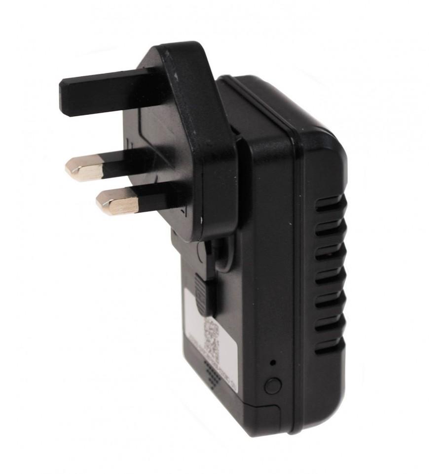 Covert Cctv Plug Camera Wi Fi Ip Camera