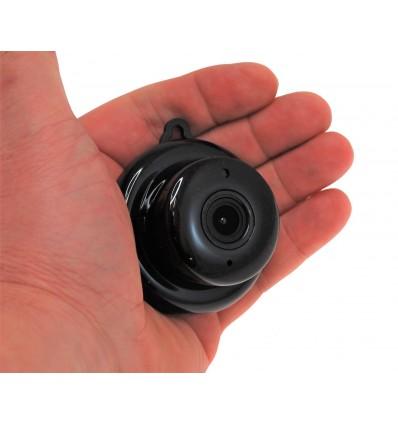 Mini Covert Cctv Security Camera Wi Fi Ip Camera