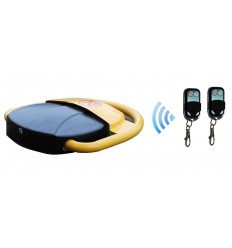 Remote Control Battery Automatic Parking Hoop Barrier