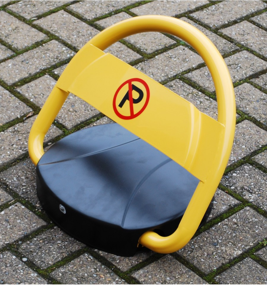 Remote Control Battery Powered Automatic Hoop Barrier