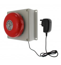 Additional Bell Kit for the 1000 metre Wireless Warehouse & Factory Bell System