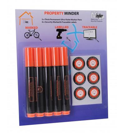 Property Marking Kit 4