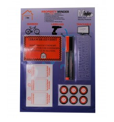 Property Marking Complete Kit 5