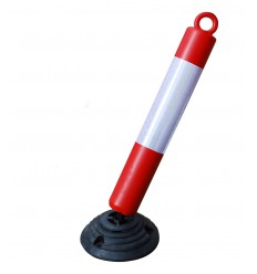 Plastic Bendy Bolt Down Bollard (001-3420)