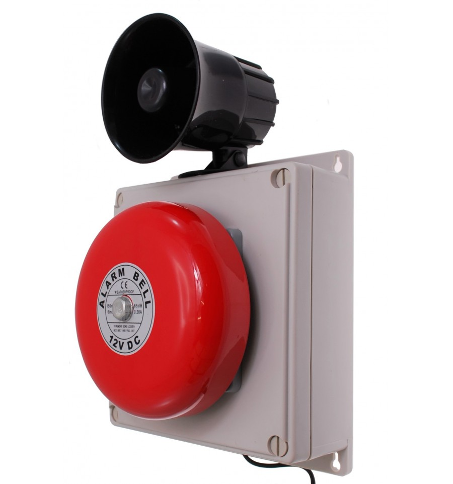 2 Zone Long Range 800 Metre Wireless Bell Kit Special Home And Vehicle Alarm Pager System Additional Receiver For The