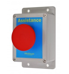 Wireless 'Assistance' Panic Button Kit with a built in UT-2500 Transmitter