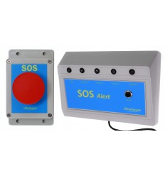 4 x Channel SOS Panic Alarm System
